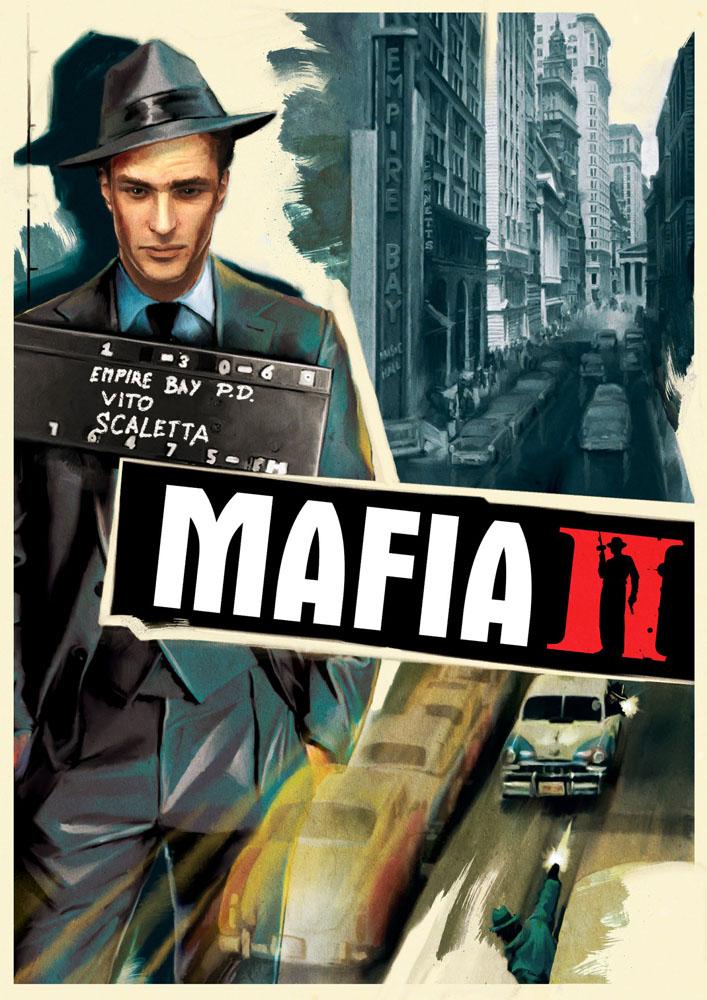 Mafia 2 Plakáty Mafiagamecentralcz